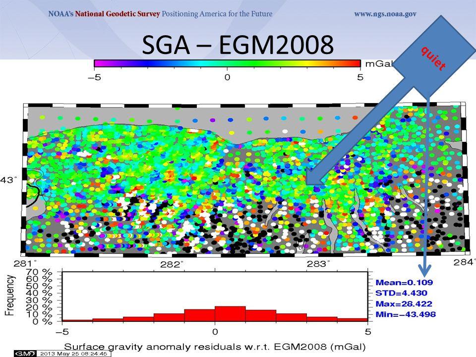 SGA – EGM2008 quiet