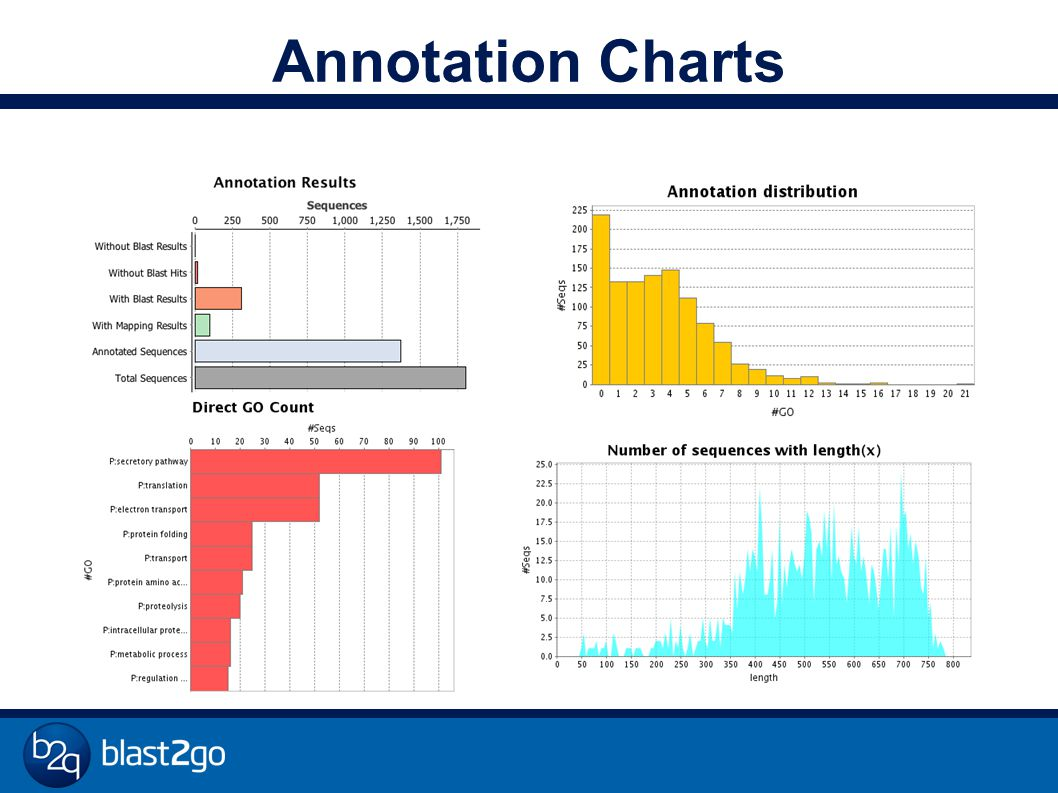 Annotation Charts