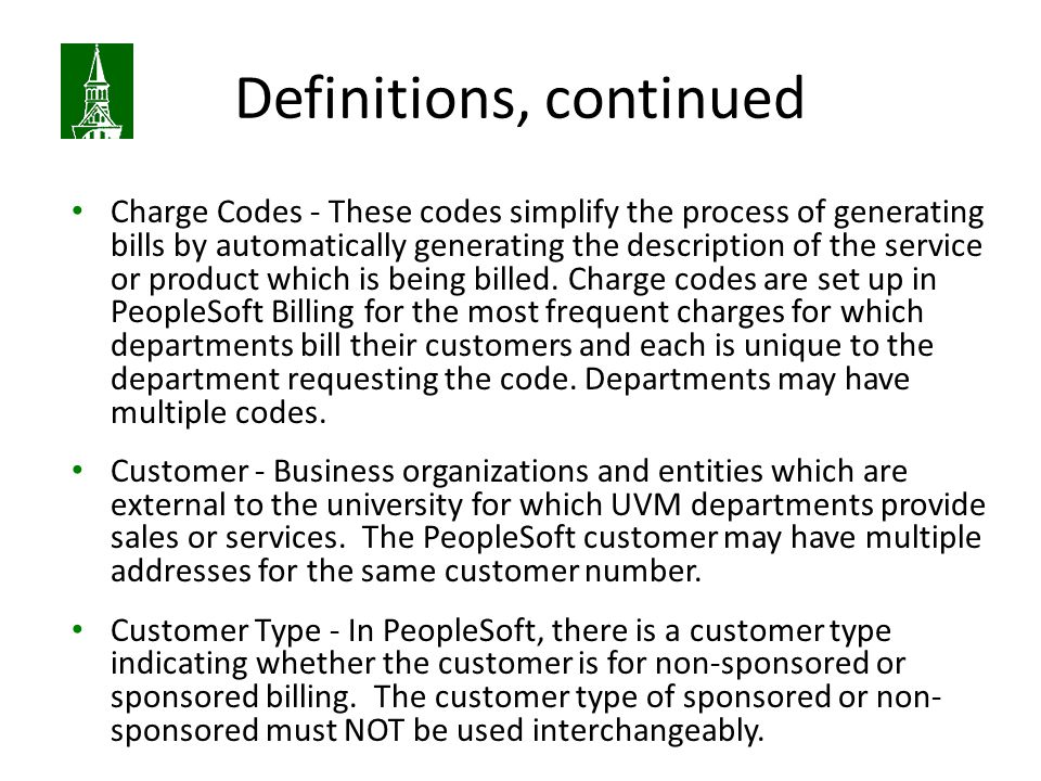 Customer Aging PeopleSoft provides for a number of options to age receivables.