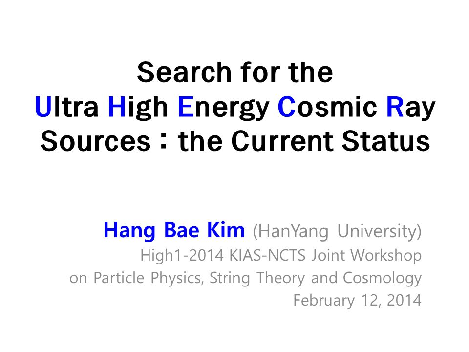 Cen A as a UHECR source Among 69 UHECR observed by PAO, about 10 (6 ~ 17) UHECR can be attributed to Cen A contribution.