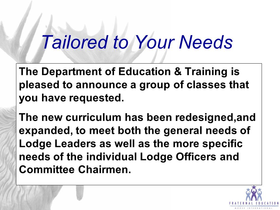Class Sign-up Follow the steps below to enroll in a Lodge Leadership course: 1.