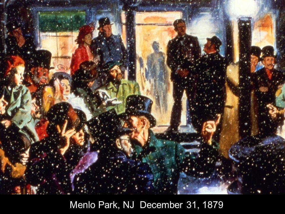 Menlo Park, NJ December 31, 1879