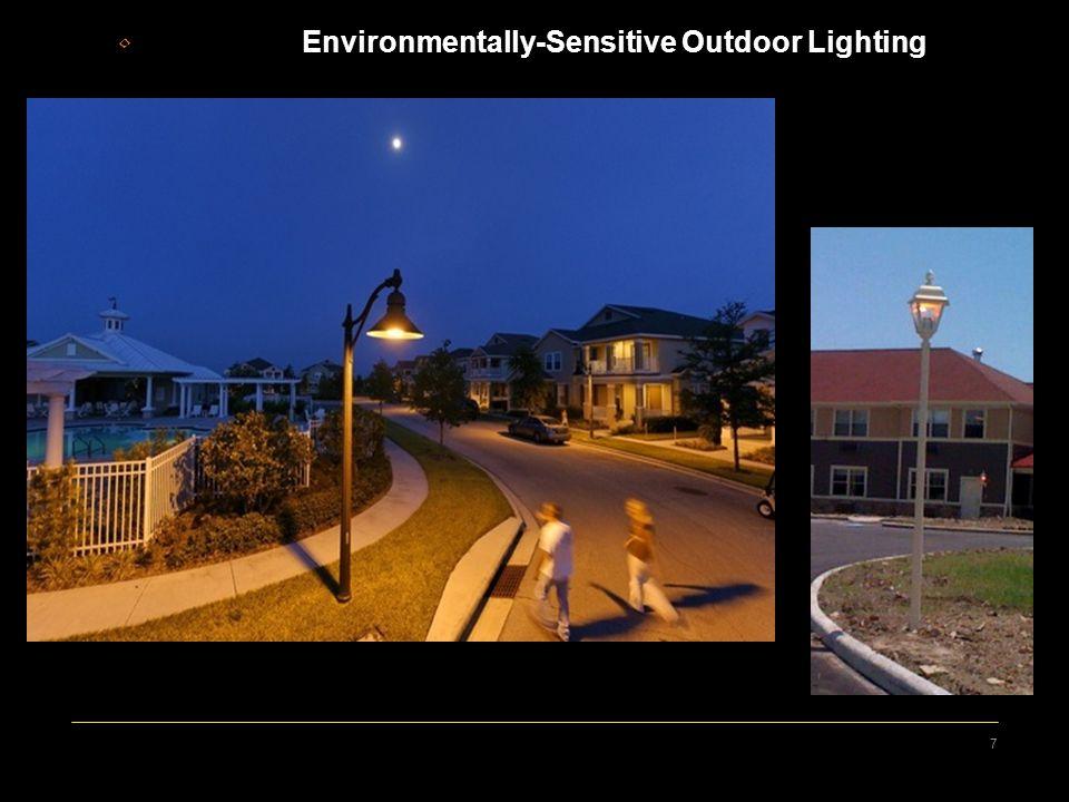 7 Environmentally-Sensitive Outdoor Lighting