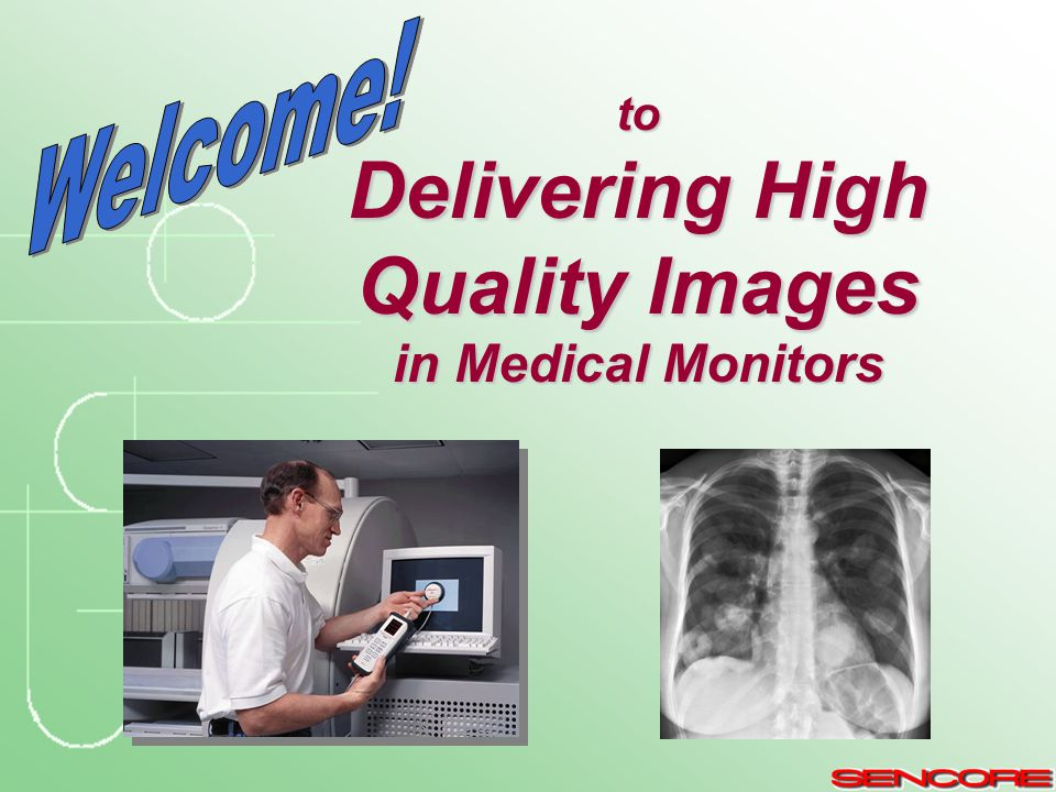 Calibrating Medical Monitors DICOM - Overview These issues are addressed the D igital I maging and Co mmunications in M edicine (DICOM) standard (PS 3.14-2003) Part 14 of this standard deals with grayscale consistency.