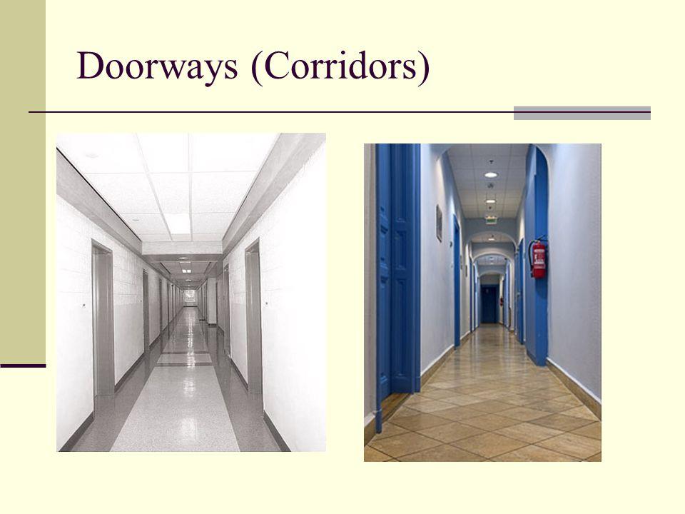 Doorways (Corridors)