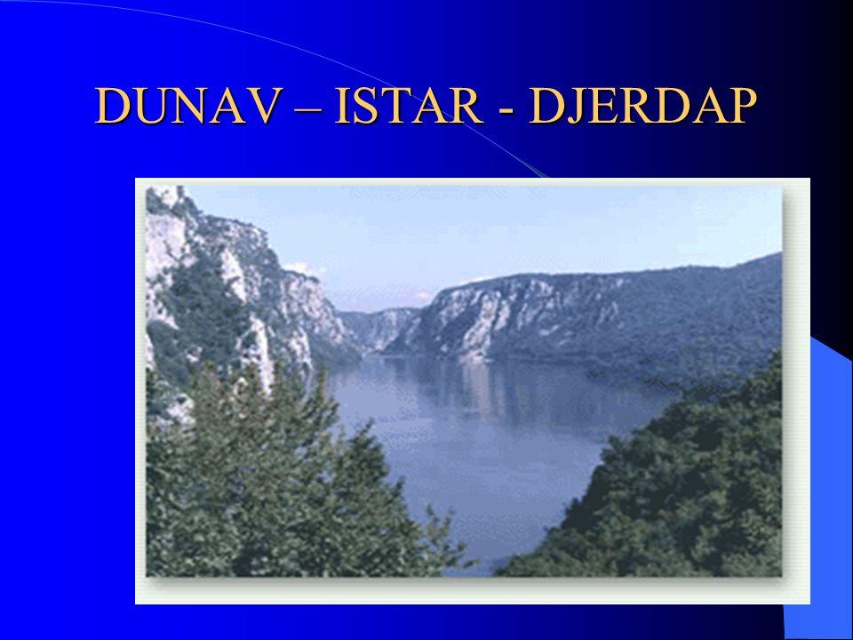 DUNAV – ISTAR - DJERDAP