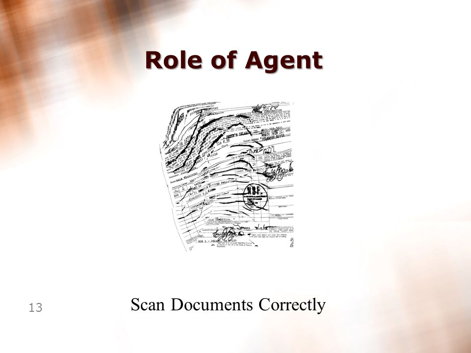 12 Role of Agent Meet Cutoffs!