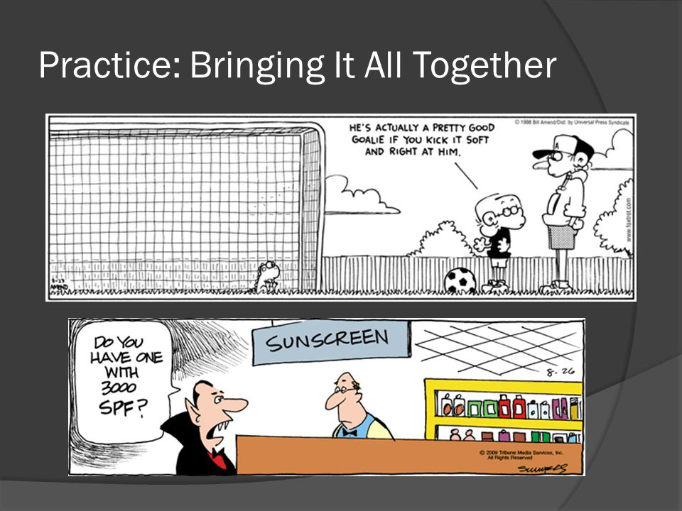 Practice: Bringing It All Together