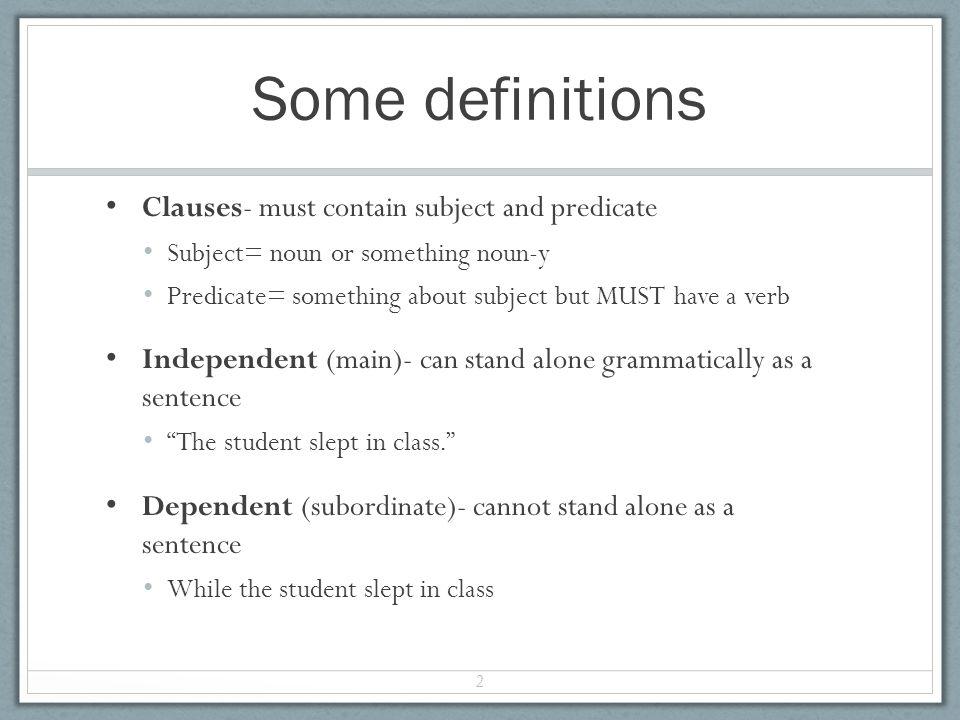 The Semi-Colon ; Two ways to use the semi-colon.1)To combine sentences.