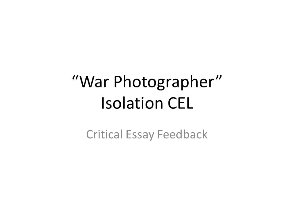 Common Issues 1.In your introduction, you need to refer more clearly to the essay question you are attempting to answer.