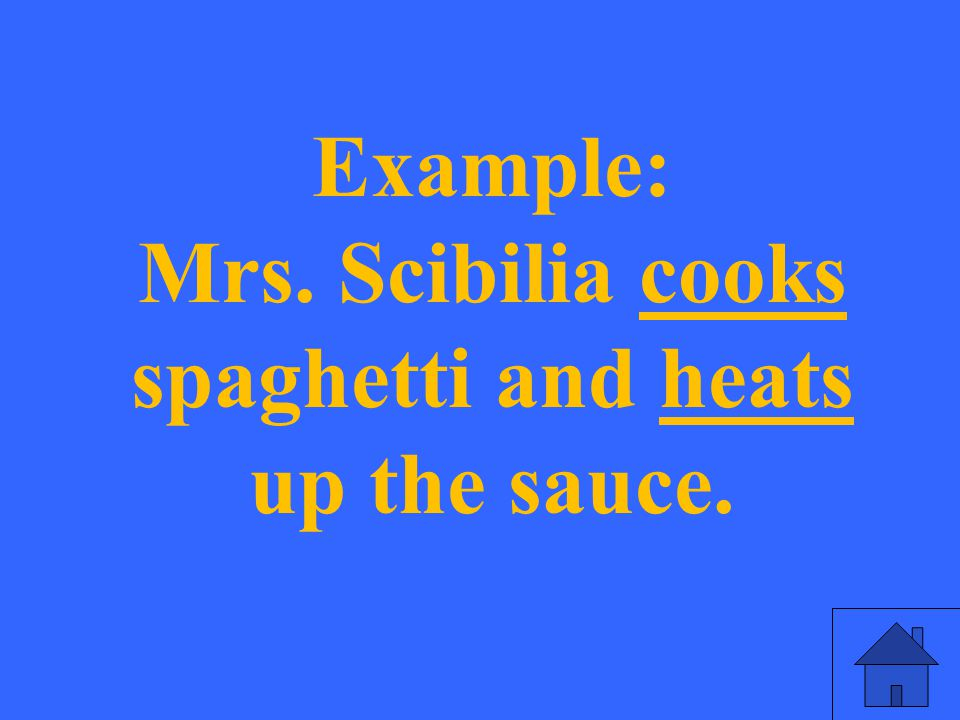 A sentence with a compound subject or a compound predicate has to have this.