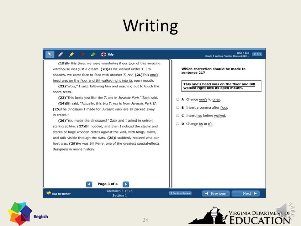 33 Writing 33