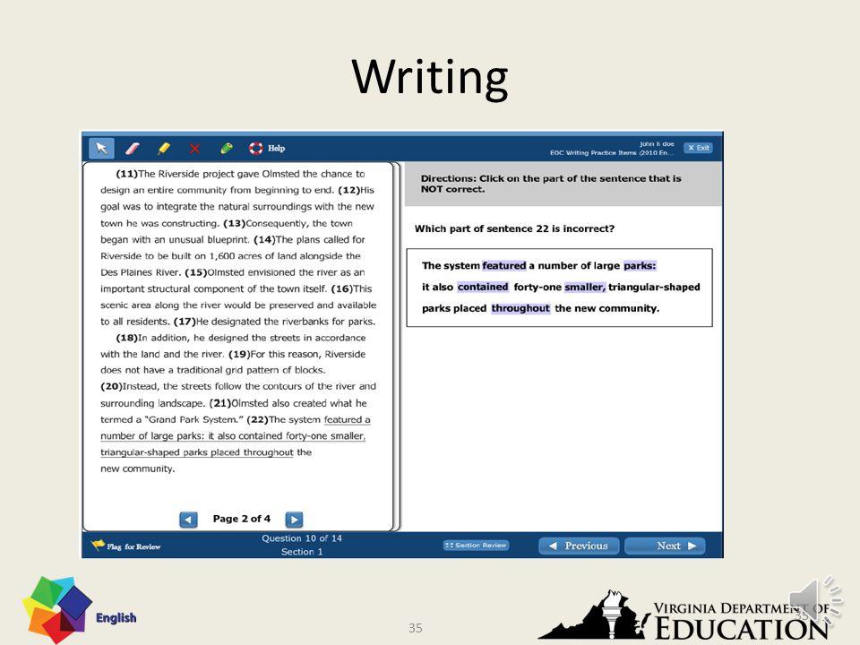 34 Writing 34