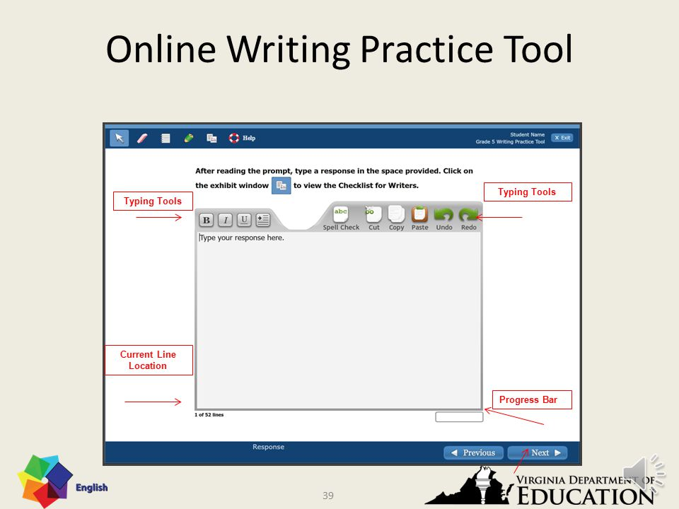 38 Online Writing Web Page 38
