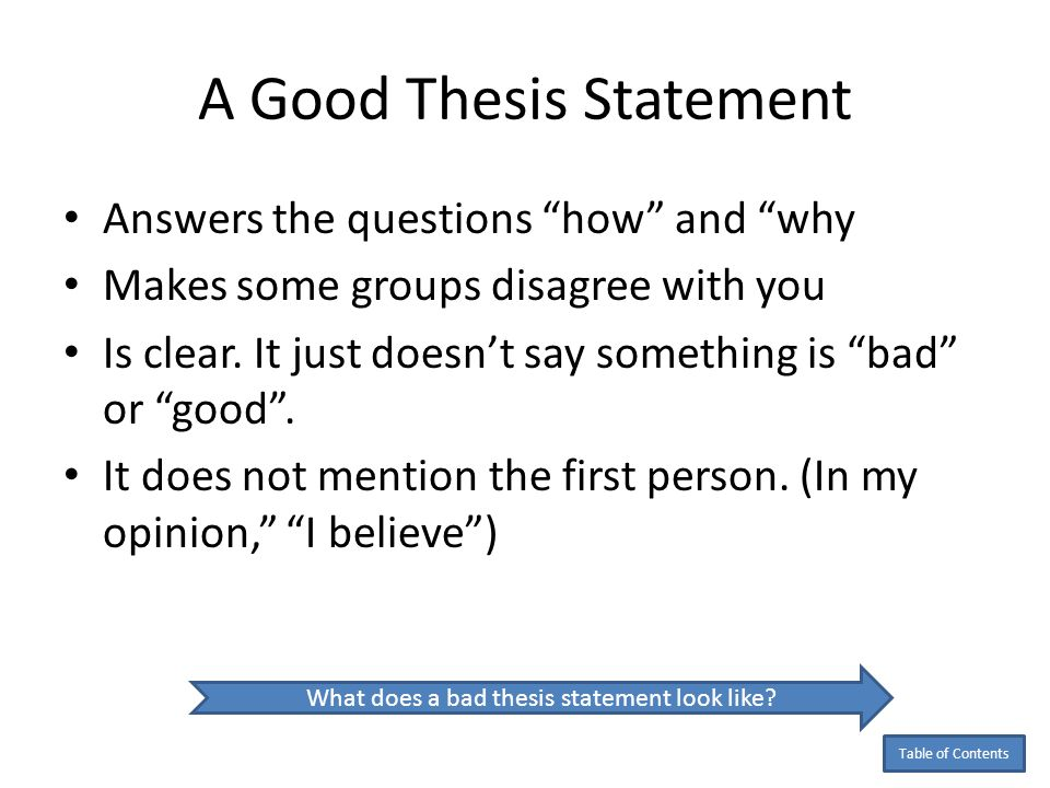 what does a good thesis statement look like That is because what does a good thesis statement look like it is a long, difficult task english coursework original writing help dissertation service public interet general college application essay writing help download compare and contrast essay on high school vs college hypothesis paper professional resume services online financial what.