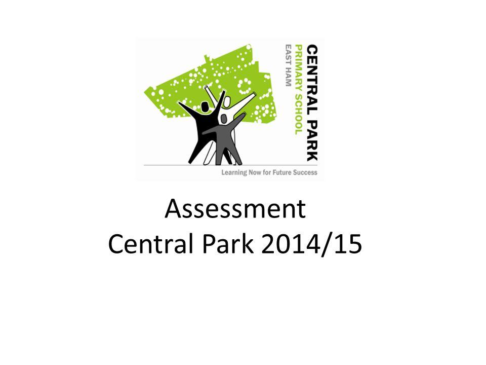 Assessment Central Park 2014/15