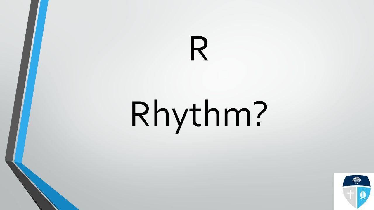 R Rhythm