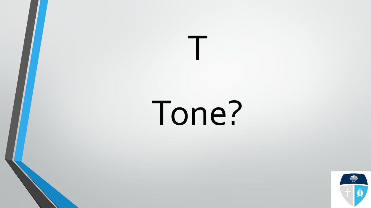 T Tone