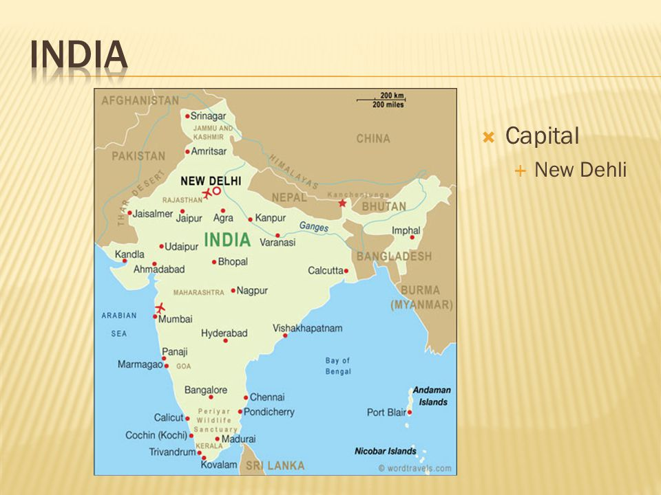  Capital  New Dehli