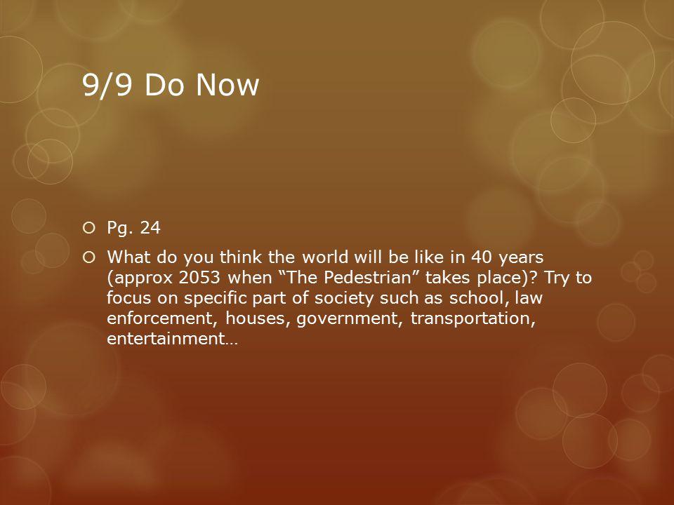 9/9 Do Now  Pg.