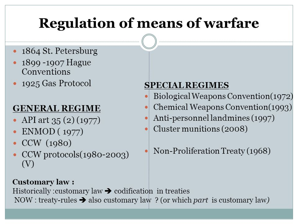 Chemical Weapons Convention (1993) Art.I (1).