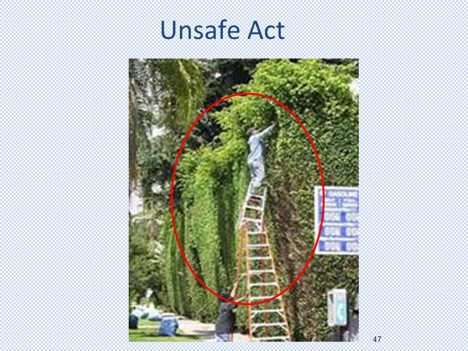 47 Unsafe Act