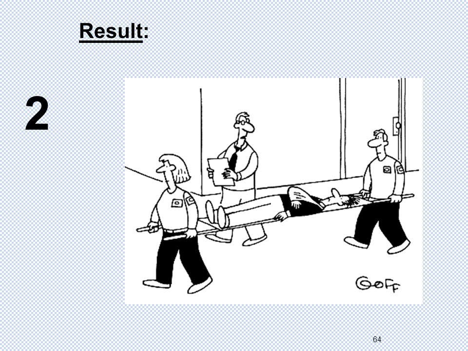 64 2 Result:
