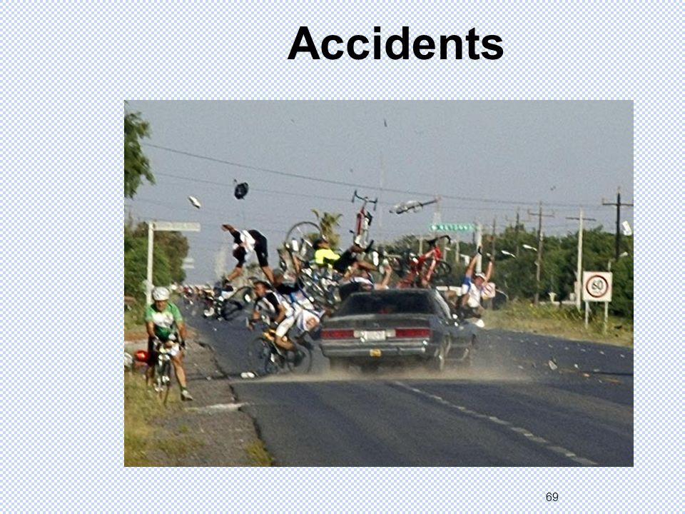 69 Accidents