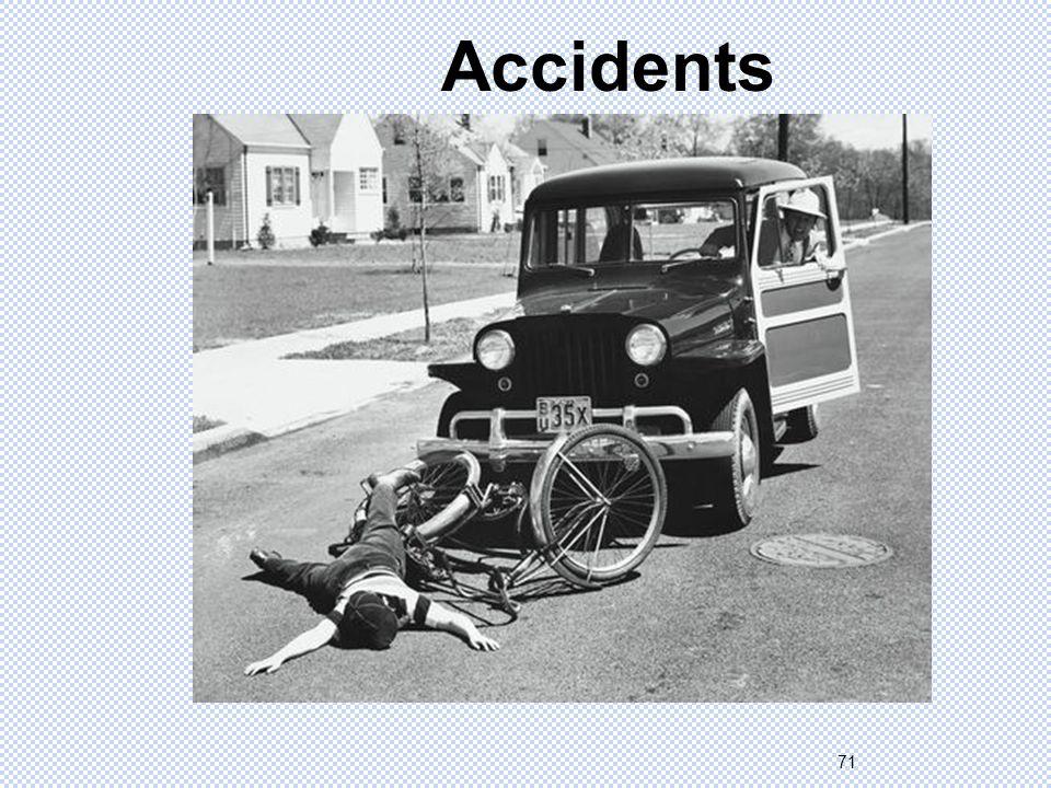 71 Accidents