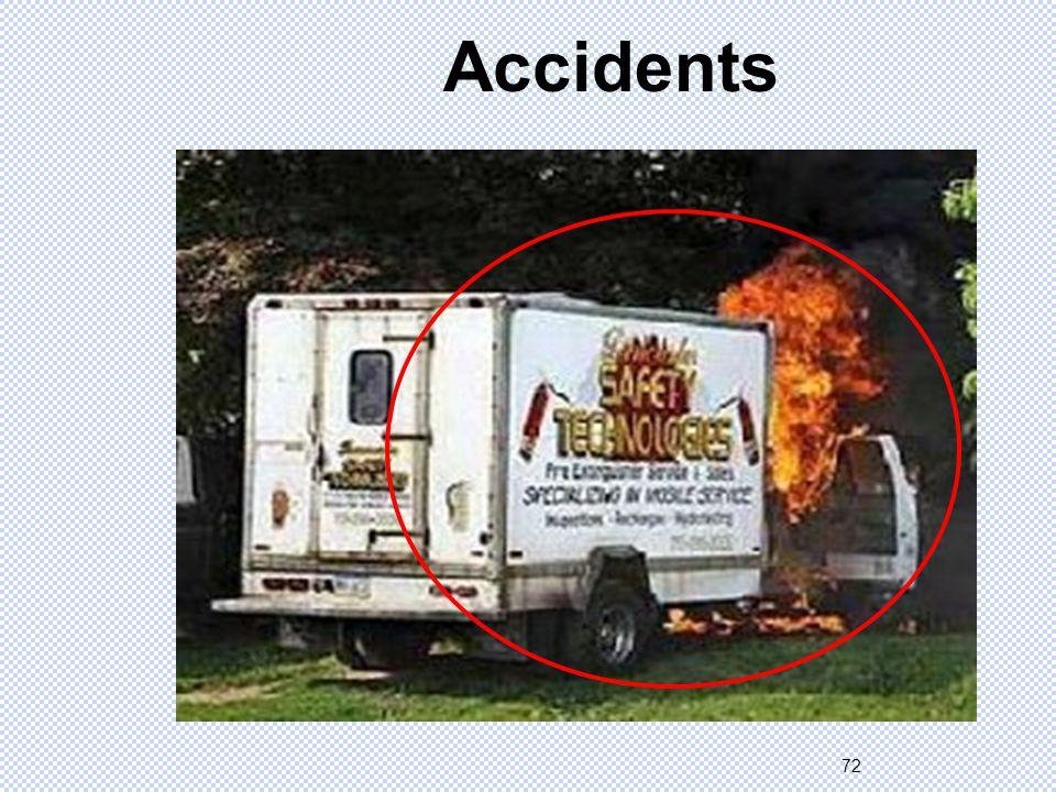72 Accidents