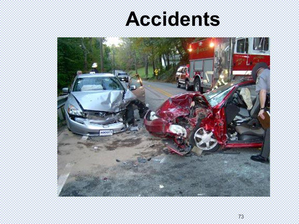 73 Accidents