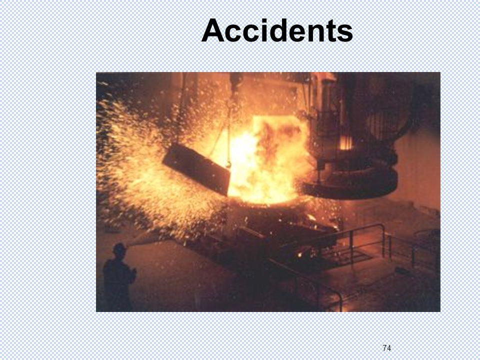 74 Accidents