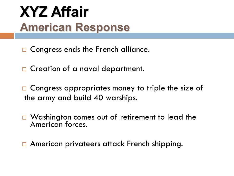 XYZ Affair Talleyrand American Political Cartoon on the XYZ Affair http://www.robinsonlibrary.com/america/unitedstates/1783/1789/1797/graphics/xyz.gif