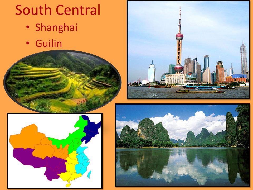 South Central Shanghai Guilin
