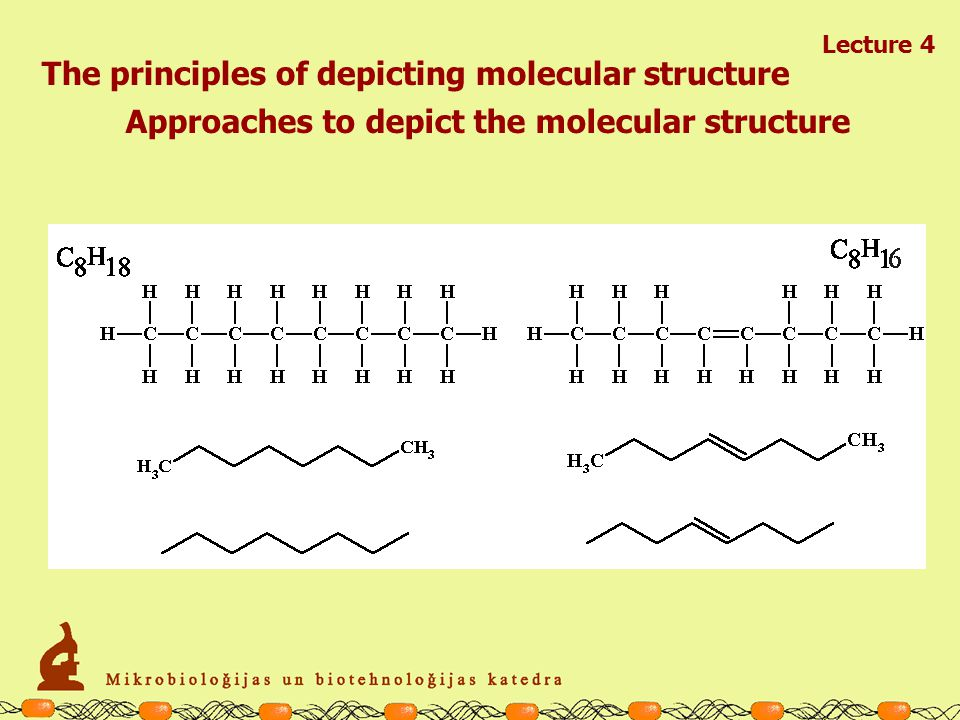 Methylesther of acetic acid, Methylacetate Lecture 4 Functional groups