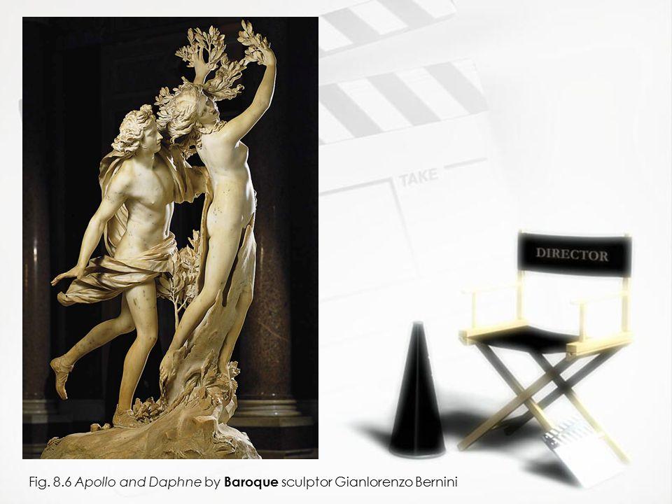Fig. 8.6 Apollo and Daphne by Baroque sculptor Gianlorenzo Bernini
