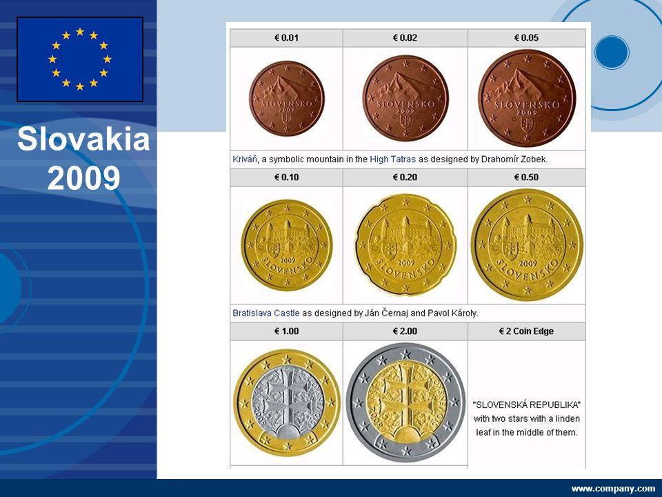 Company LOGO www.company.com Slovakia 2009