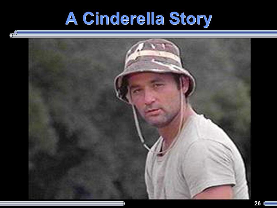 26 A Cinderella Story