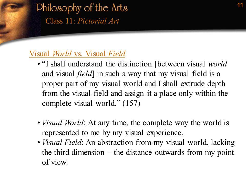 11 Visual World vs.