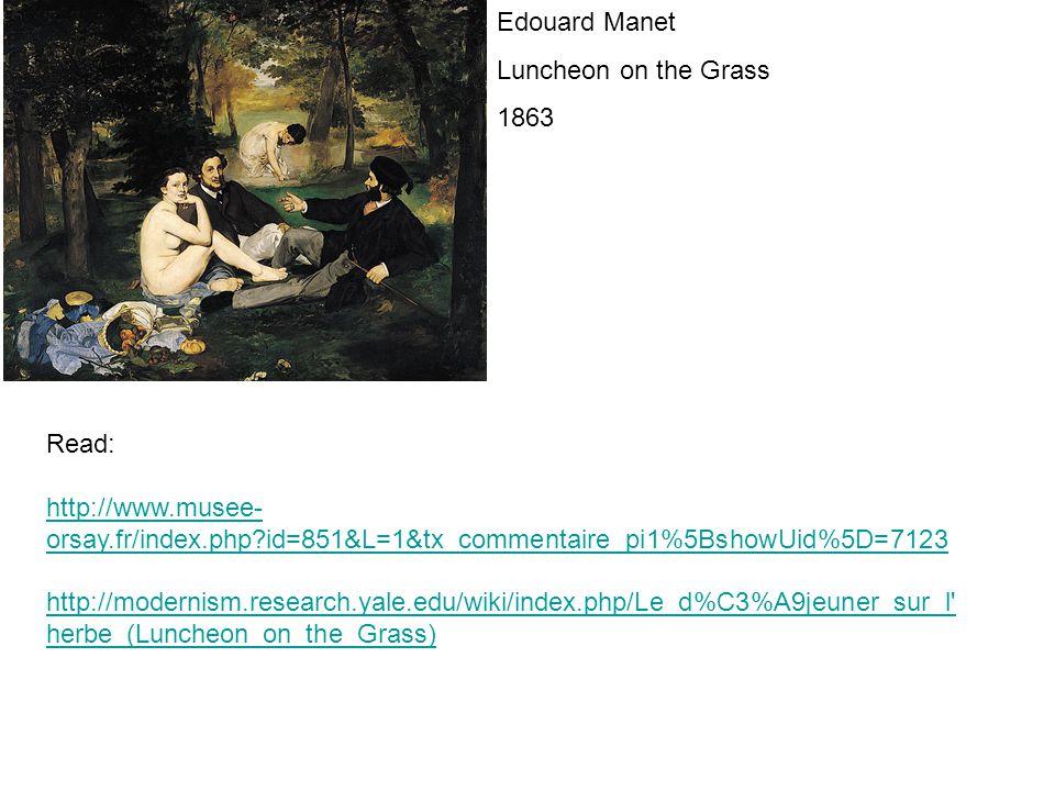 Edgar Degas (1834 -- 1917) Auguste Renoir (1841 -- 1919) Claude Monet (1840 -- 1926) Camille Pissarro (1830 -- 1903) The Key Impressionists Mary Cassatt (1844 -- 1926)