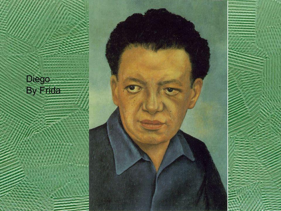 Diego By Frida