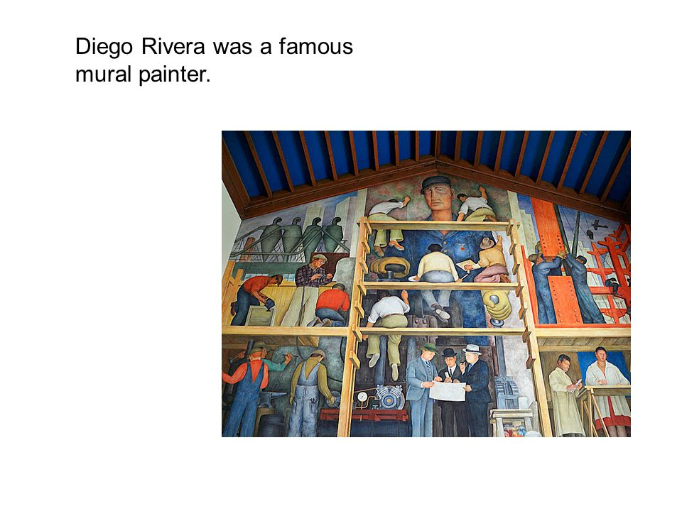 Her marriage was full of infidelity and unhappiness. Diego By Frida