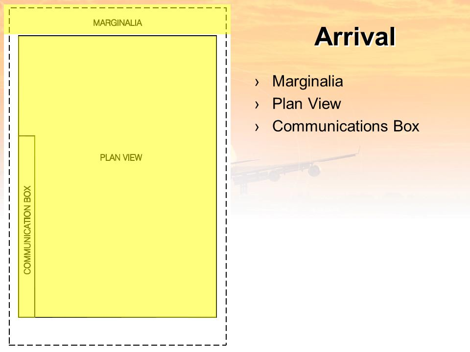 Arrival ›Marginalia ›Plan View ›Communications Box