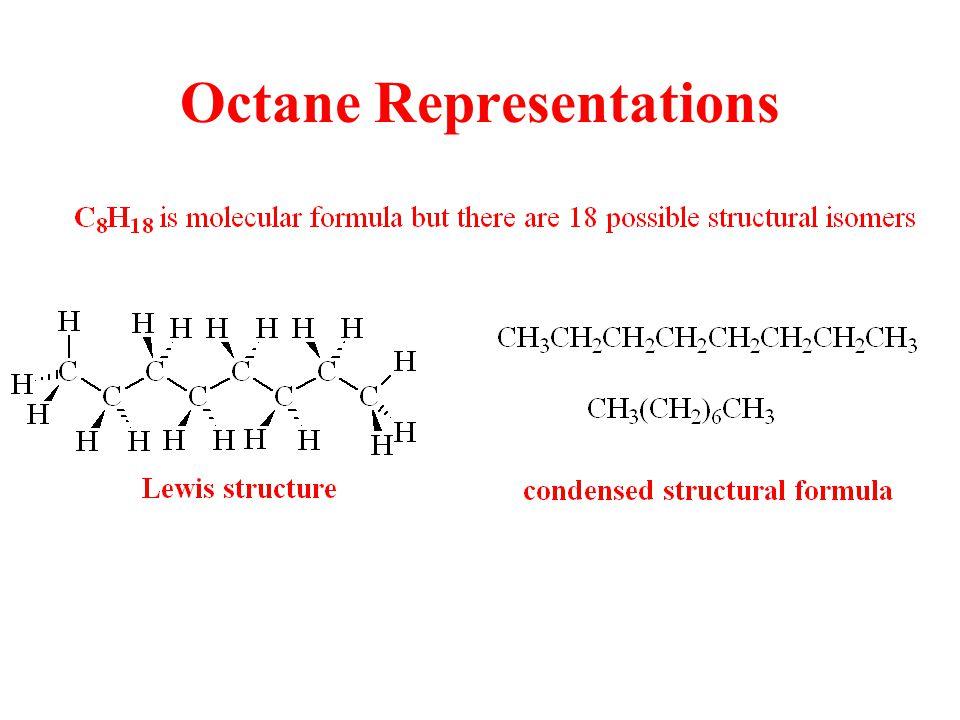 Octane Representations