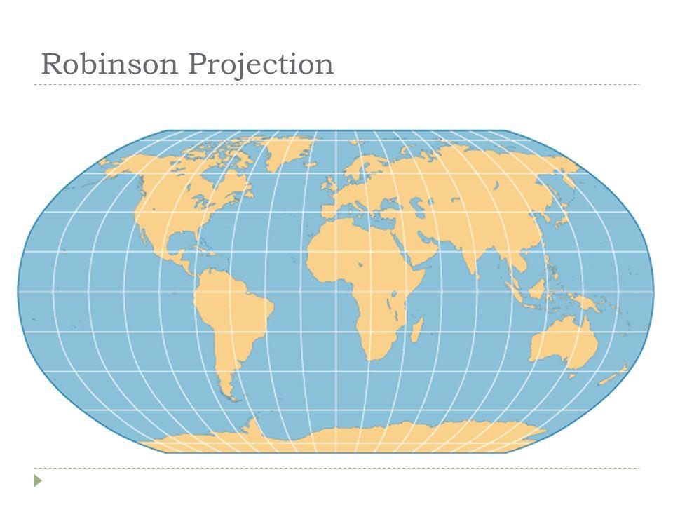 Robinson Projection