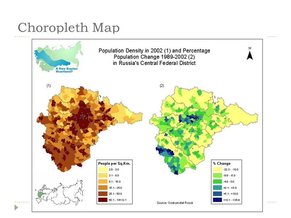 Choropleth Map