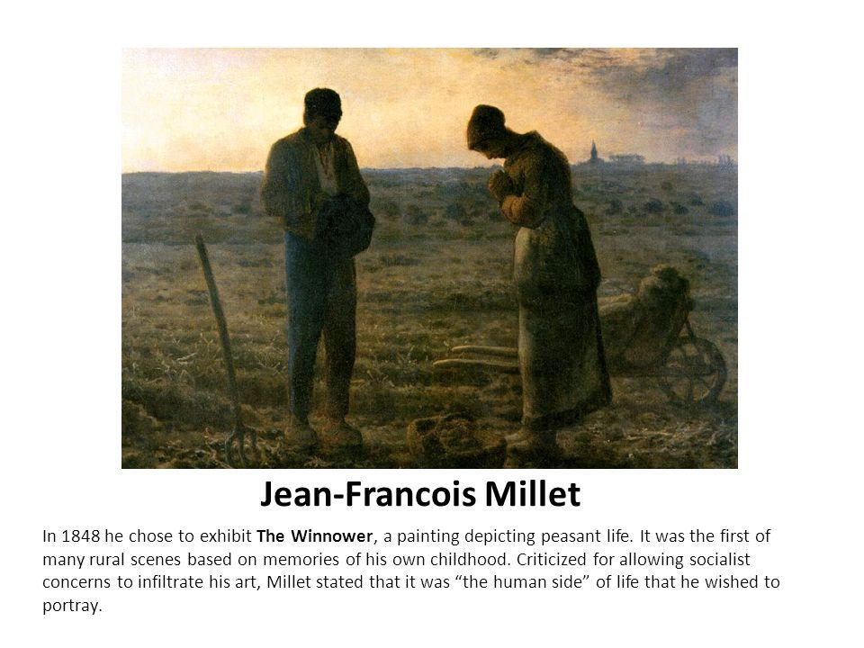 Jean Francois Millet, The Sower, 1858