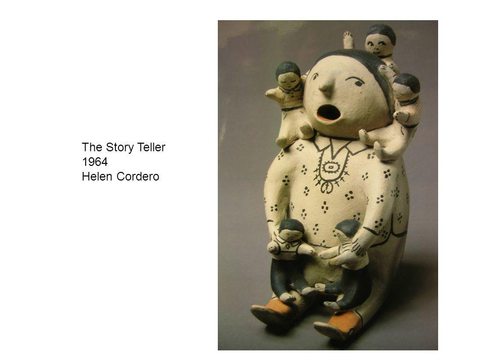 The Story Teller 1964 Helen Cordero