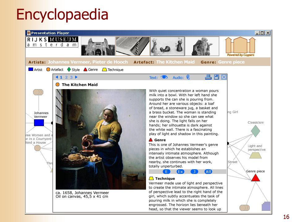 16 Encyclopaedia