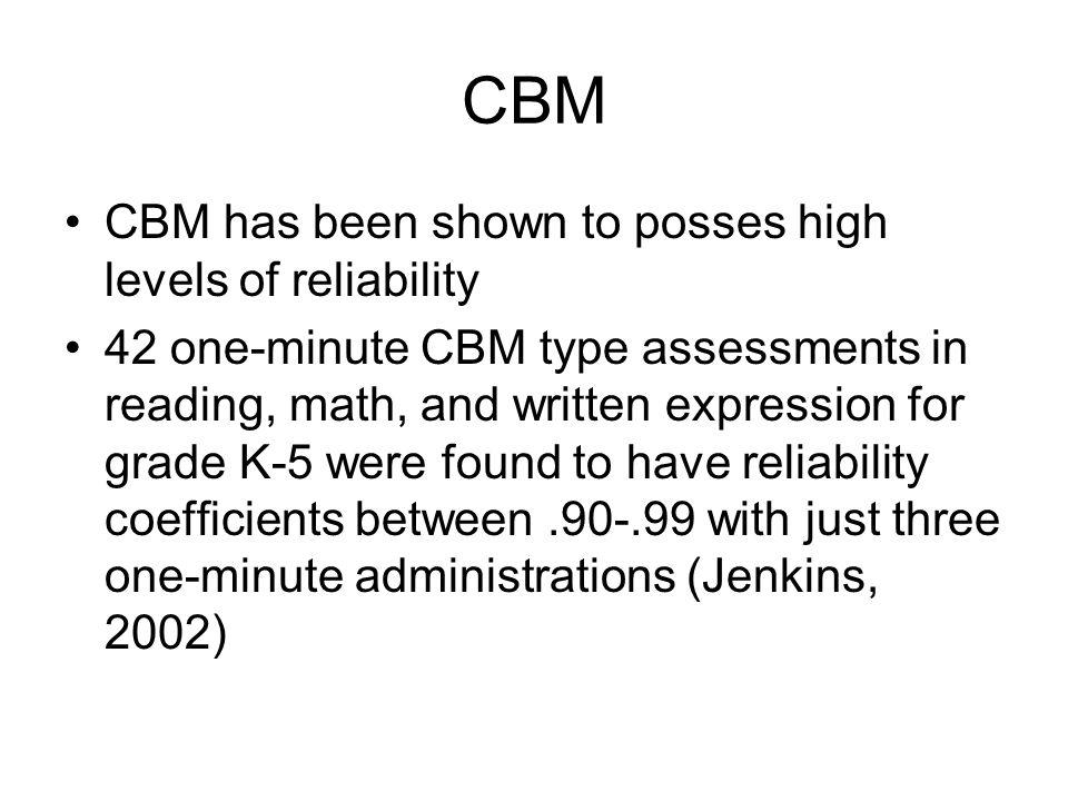 Well Defined Behavior Enabling skills for reading –Phonemic awareness –Alphabetic understanding –Fluency –Sight words –Comprehension